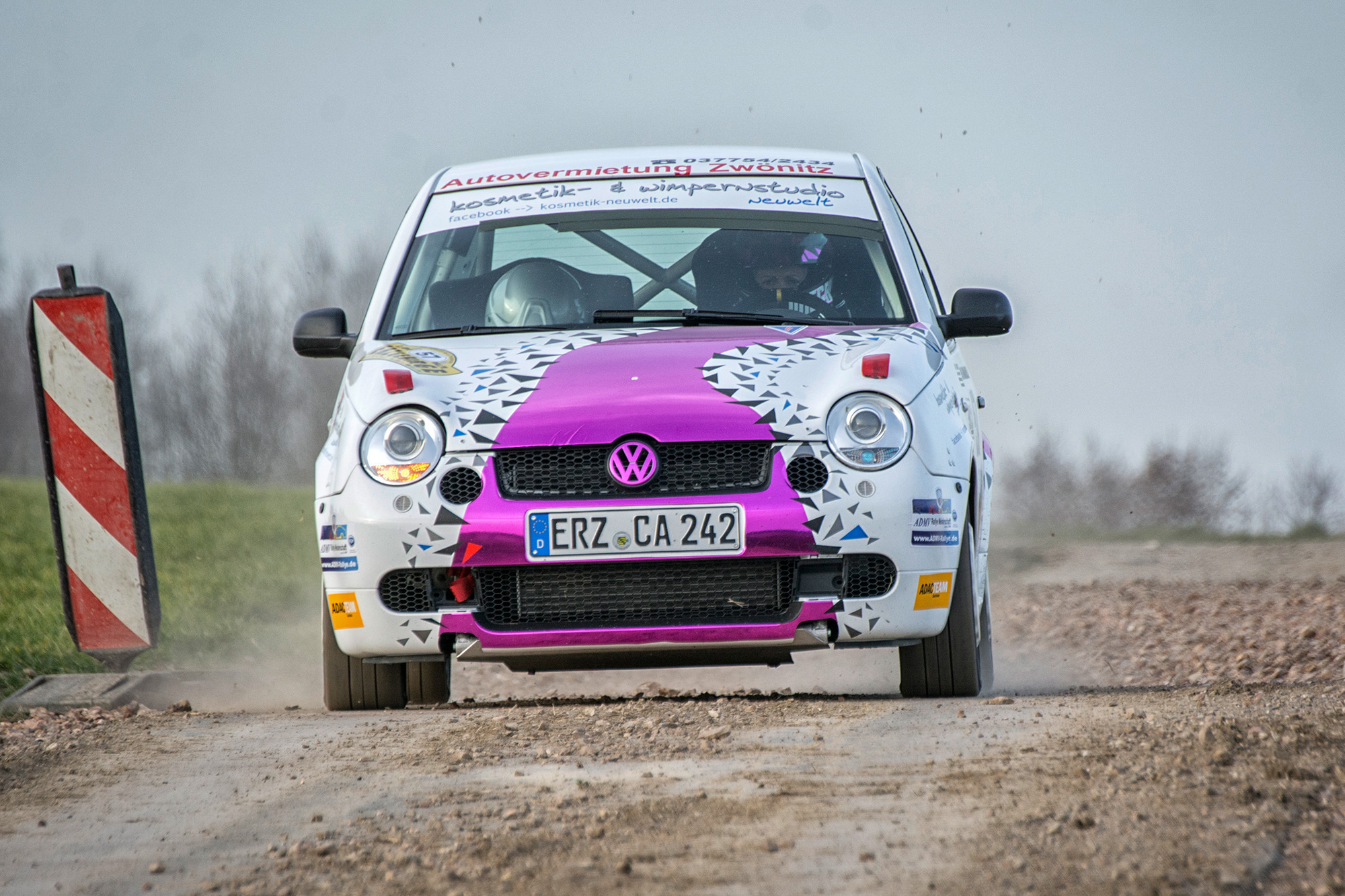 53. Rallye Erzgebirge Tina Wiegand Foto: Marcel Sänger