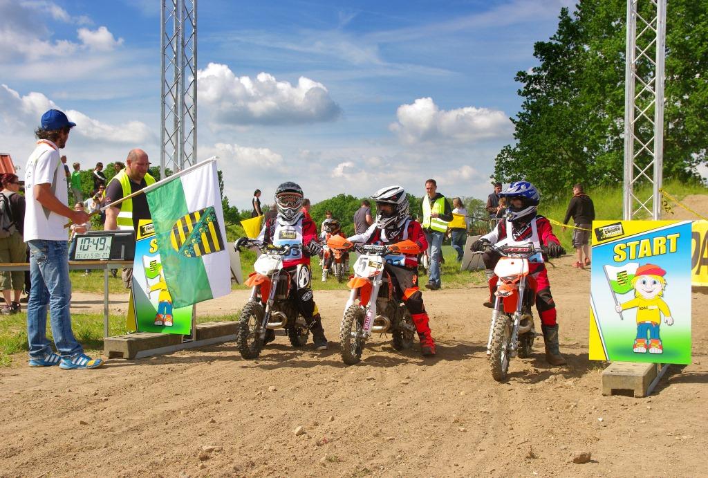 ADAC Sachsen Enduro Jugend Cup 2016 in Dahlen