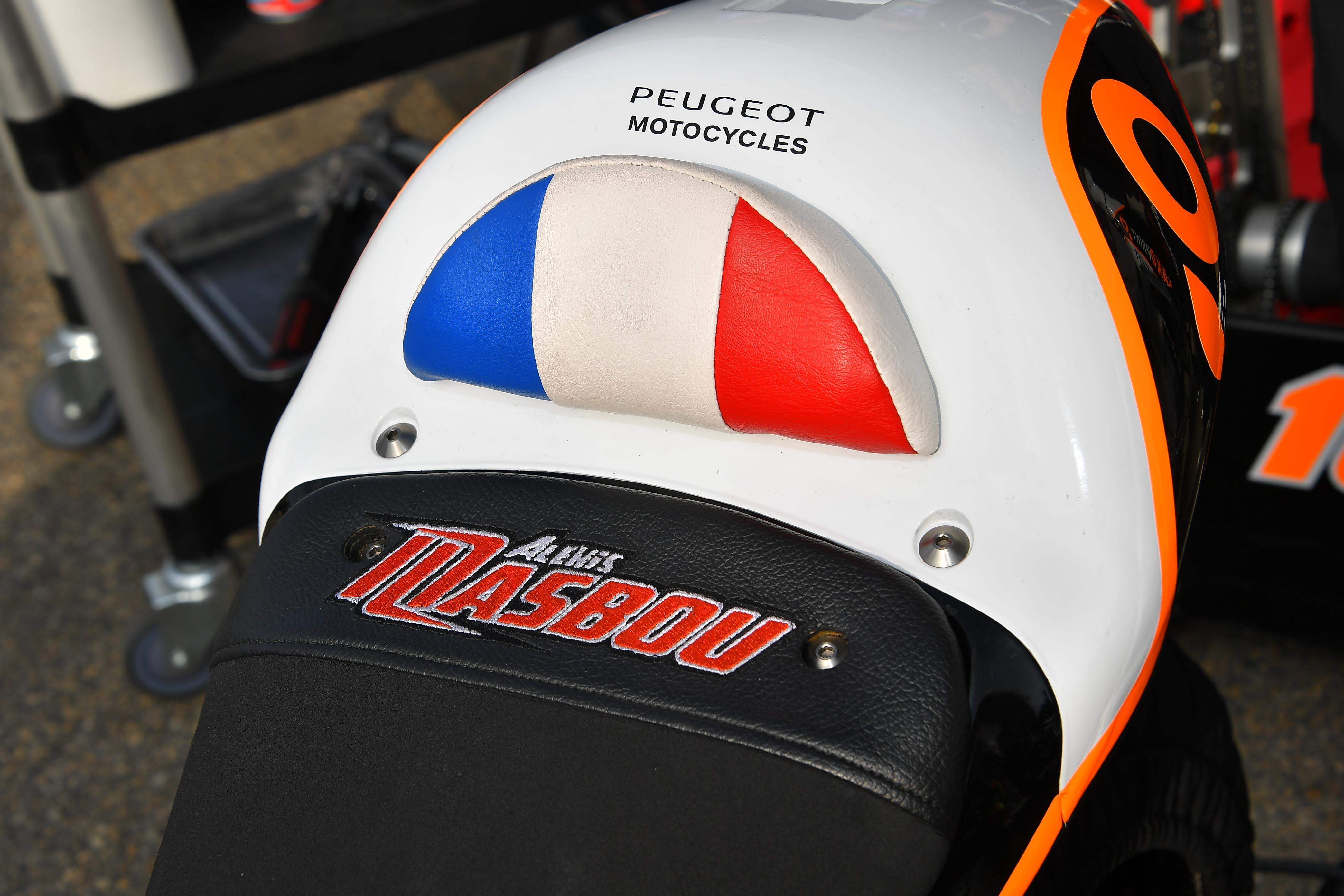 Peugeot Motocycles Saxoprint trennt sich von Alexis Masbou