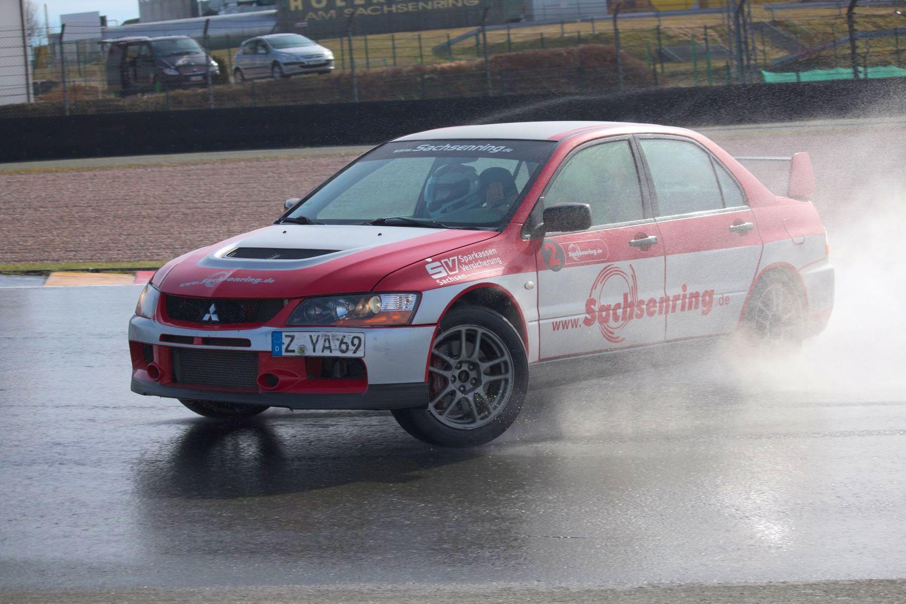 7. Rallyeshow am Sachsenring