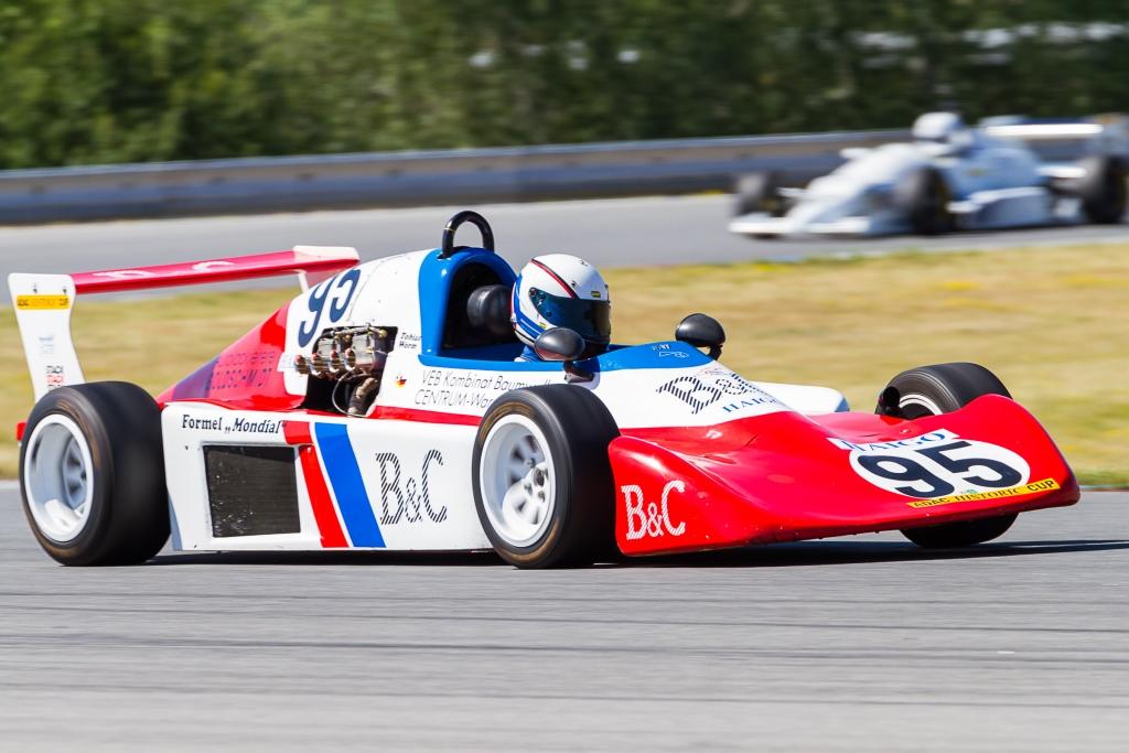 Die Formel 1 des Ostens - MT77