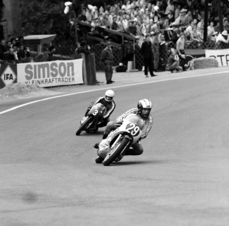 Sachsenring 1972