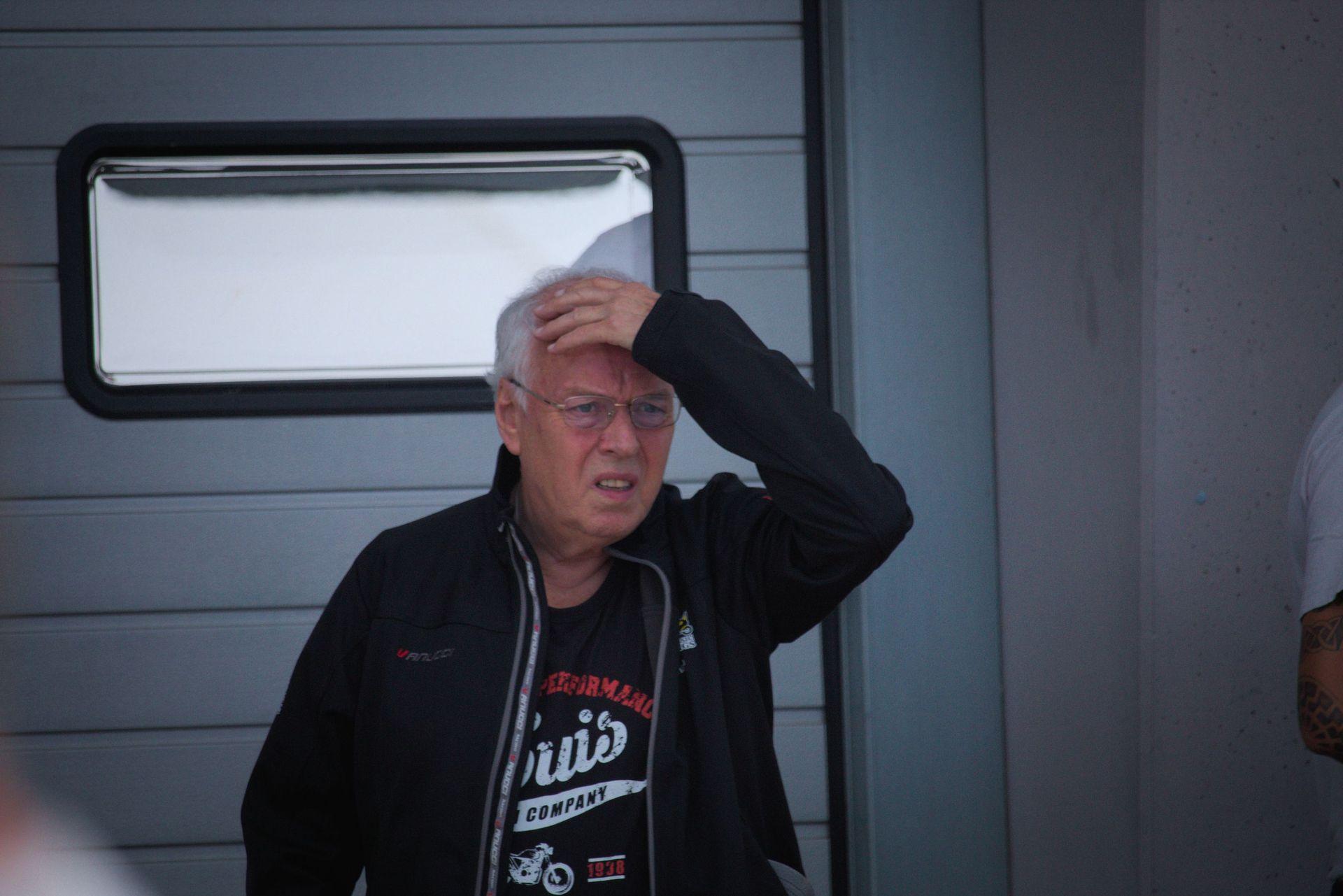 Bo Granath zur ADAC Sachsenring Classic 2017