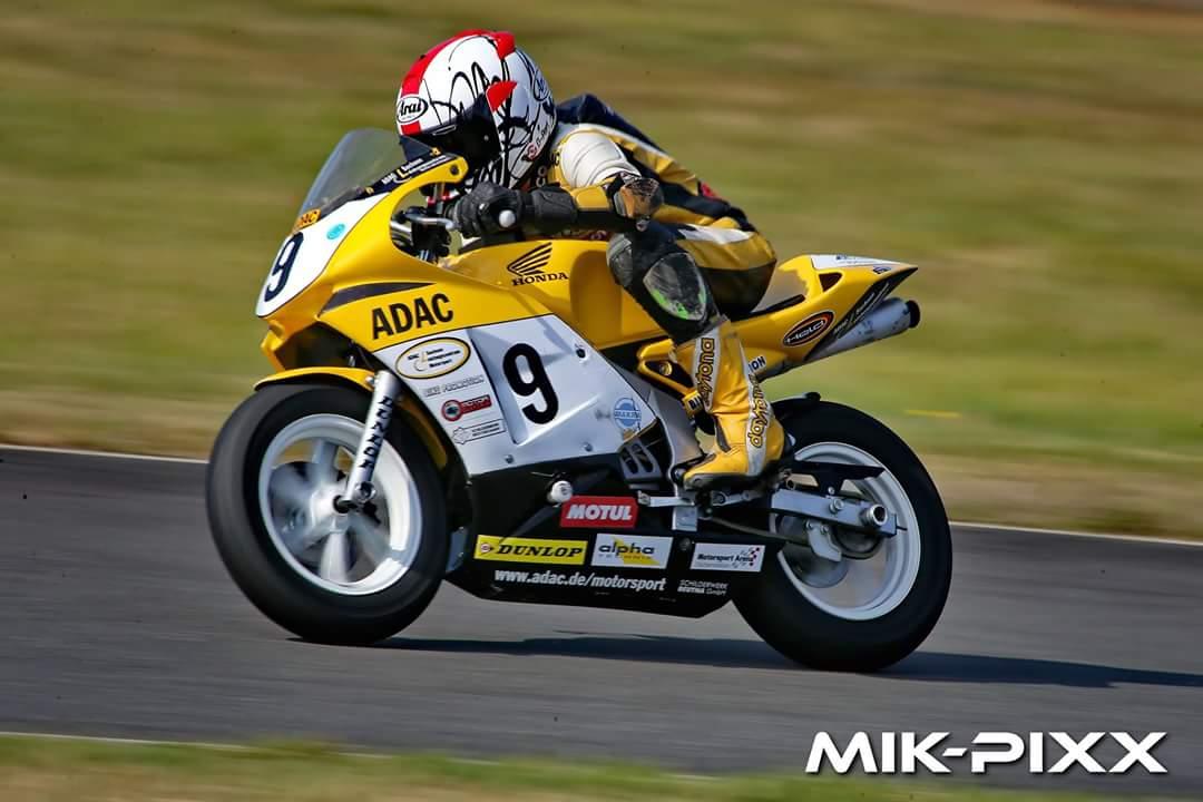 Freddie Heinrich im Minibike Cup