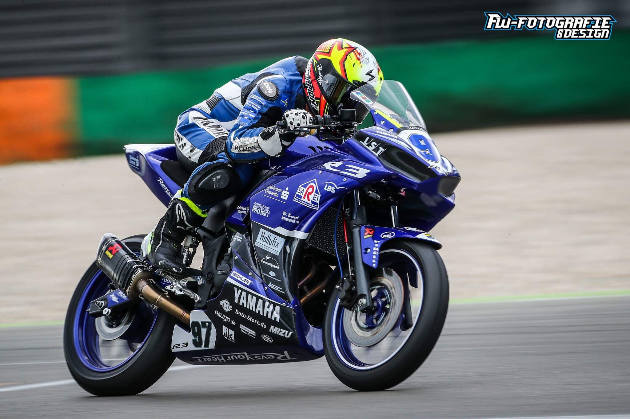 Max Kappler IDM Supersport 300 in Assen 2017