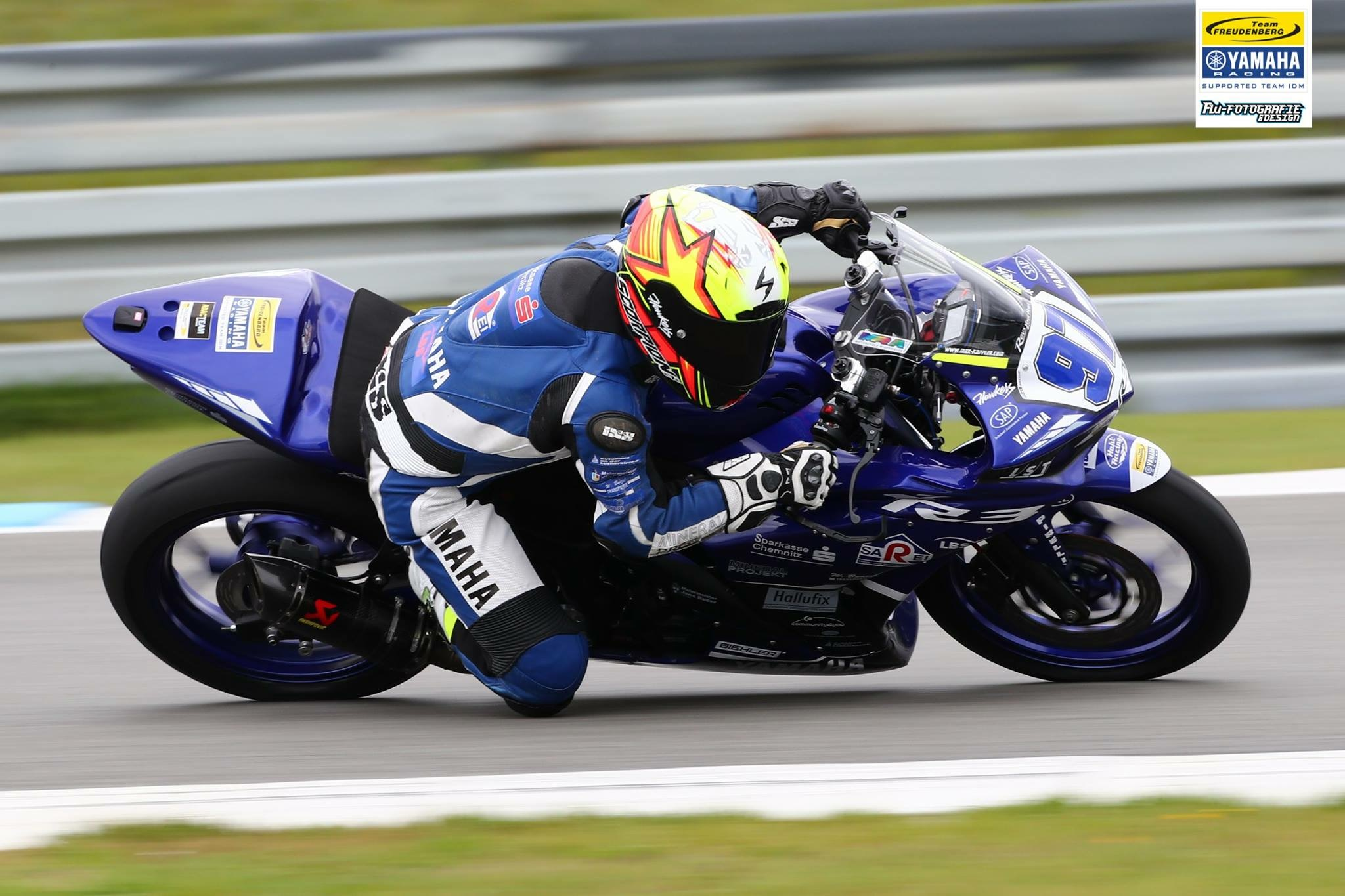 Max Kappler IDM Supersport 300