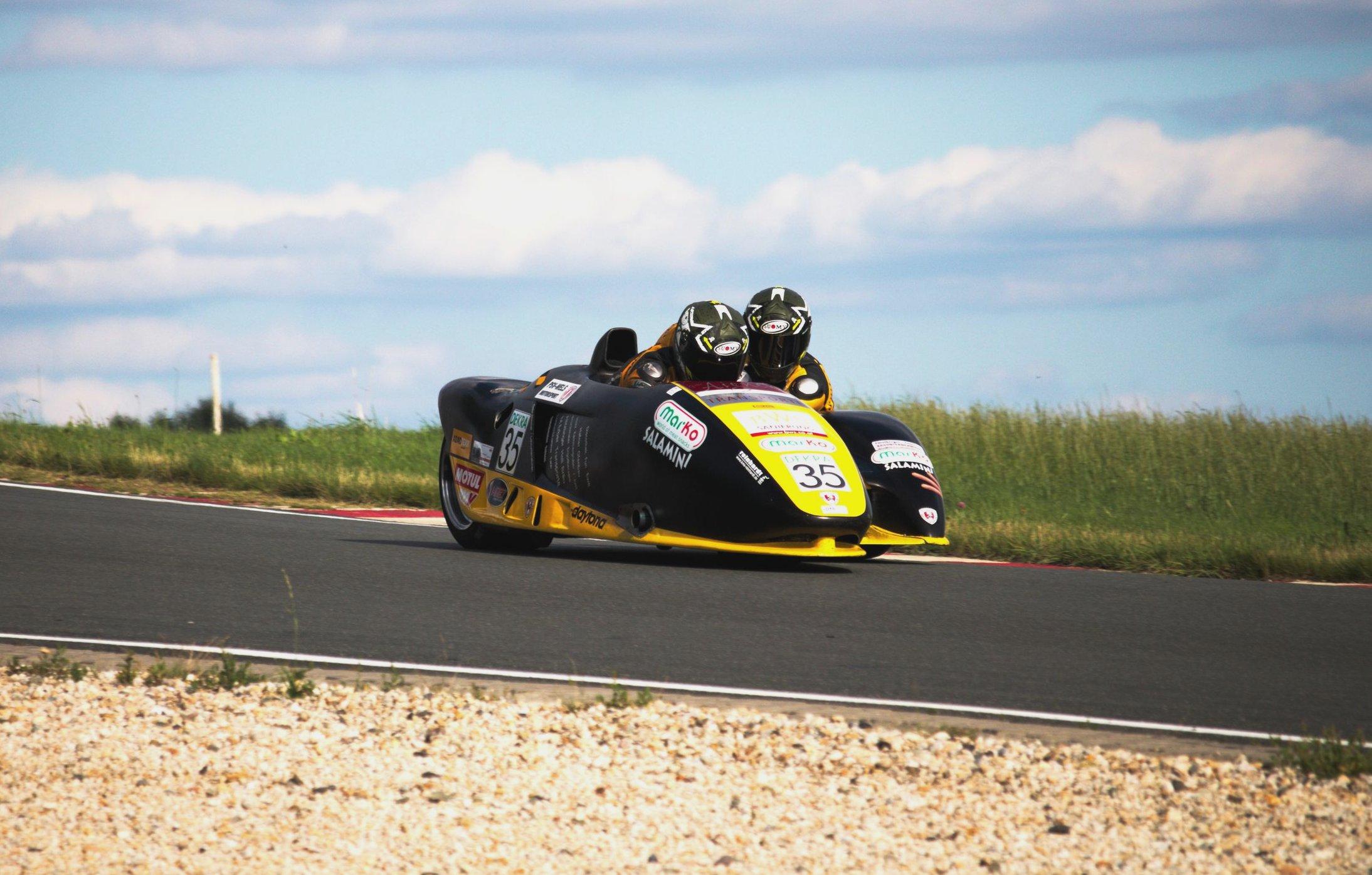 Sattler Motorsport 2017 IDM Sidecar Schleiz