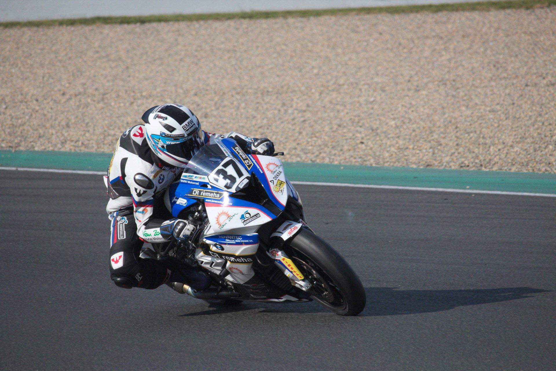 Arnaud Friedrich in der IDM Superbike 2017