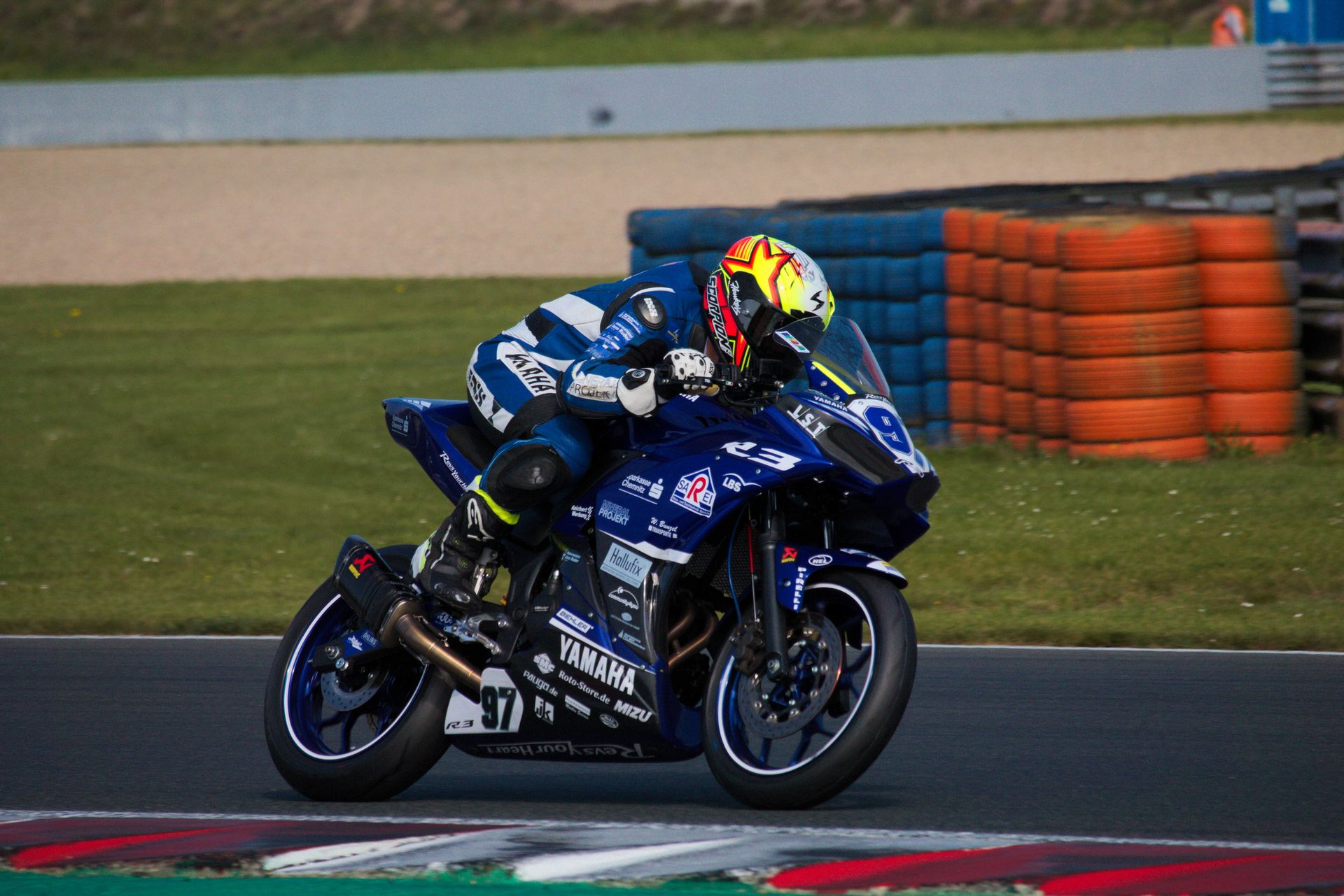Max Kappler IDM SSP 300 in Oschersleben 2017
