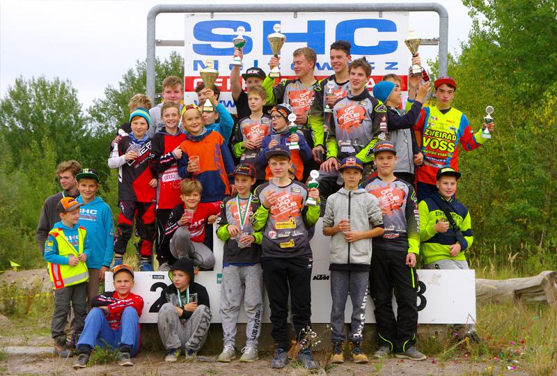 ADAC Sachsen Jugend Enduro Cup 2017 in Meltewitz