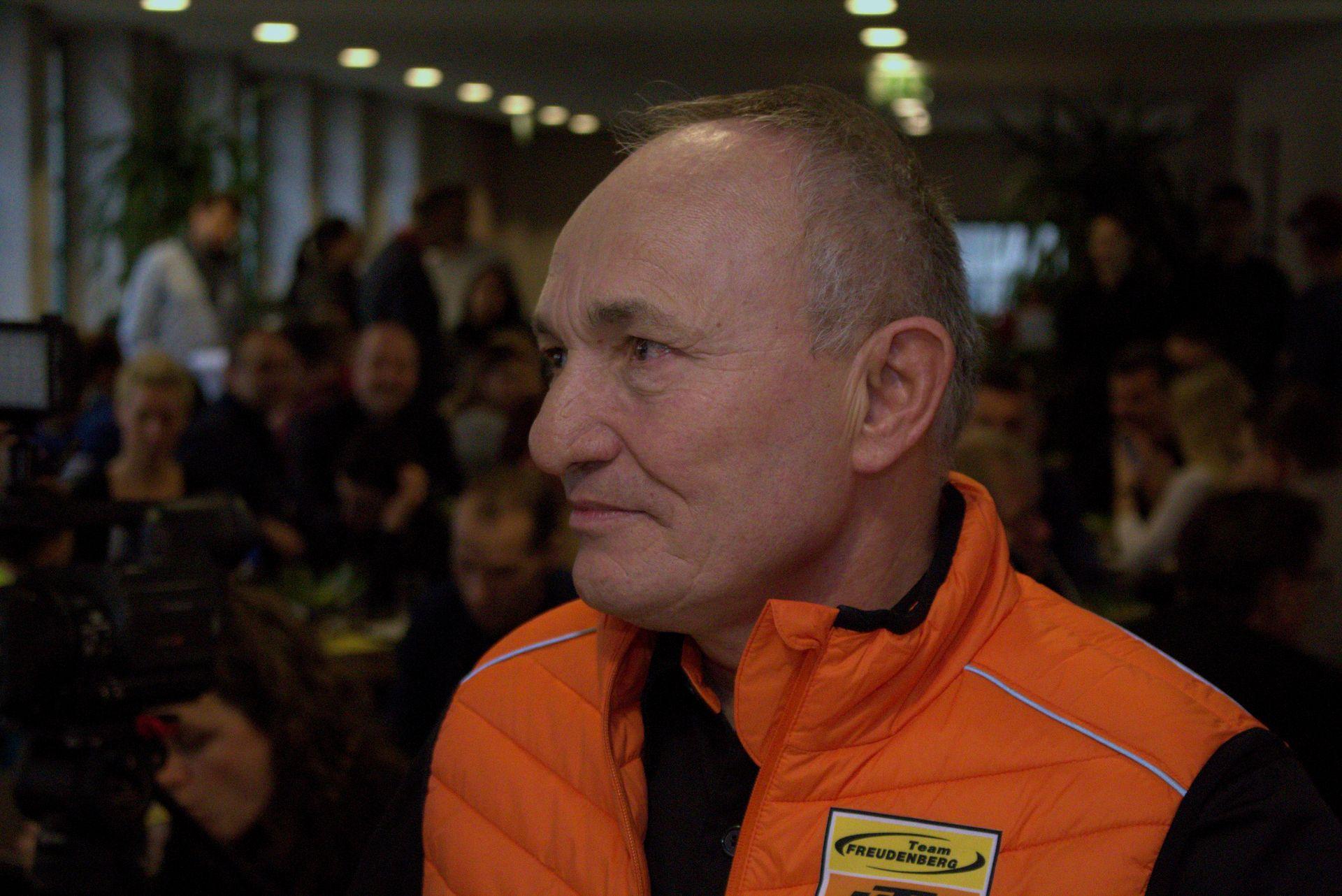 Michael Freudenberg - Freudenberg KTM World SSP Team auf der Sachsenkrad 2018