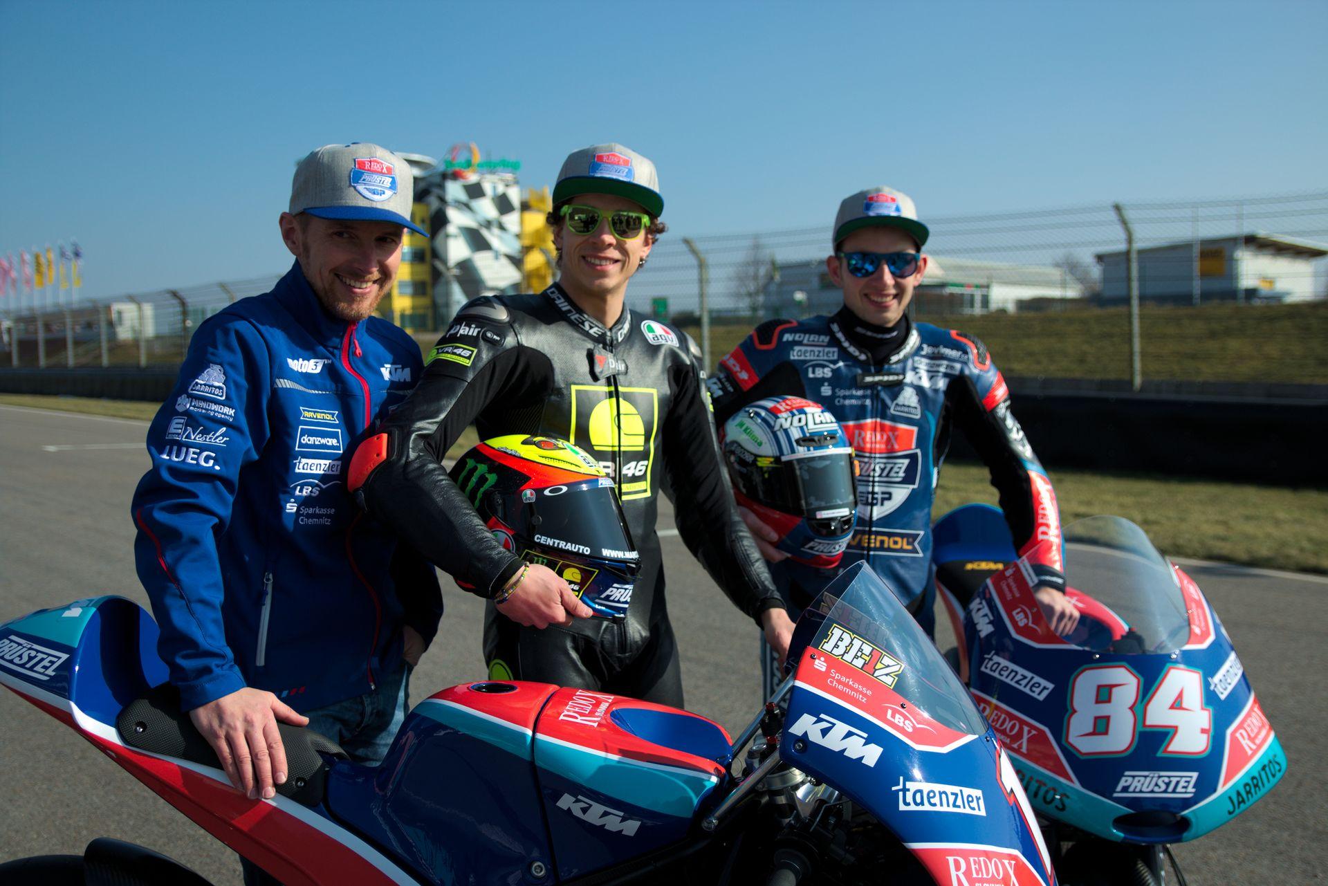 PrüstelGP im Februar 2018 am Sachsenring