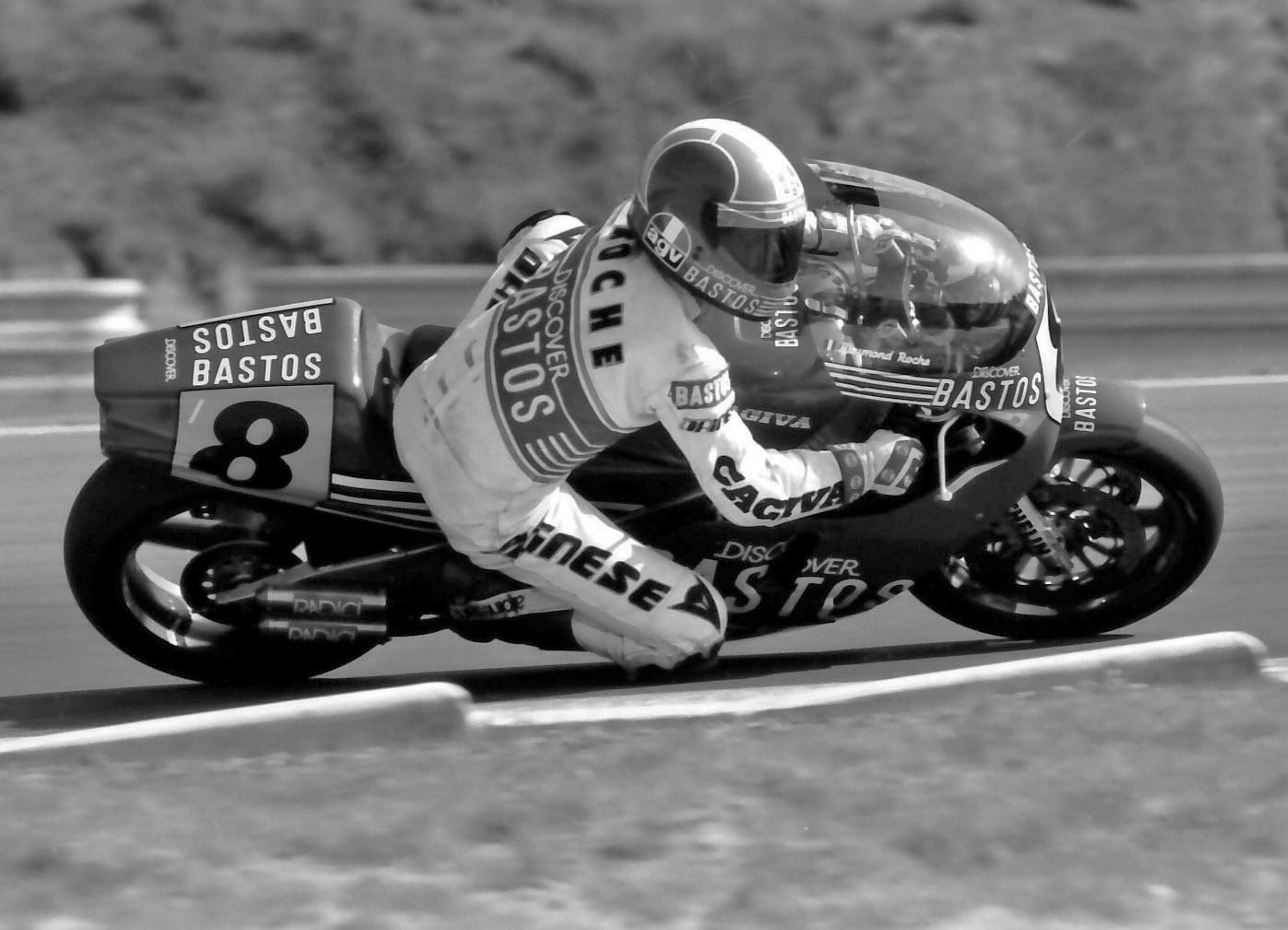 Raymond Roche 1987 in Brno. - Foto Frank Bischoff