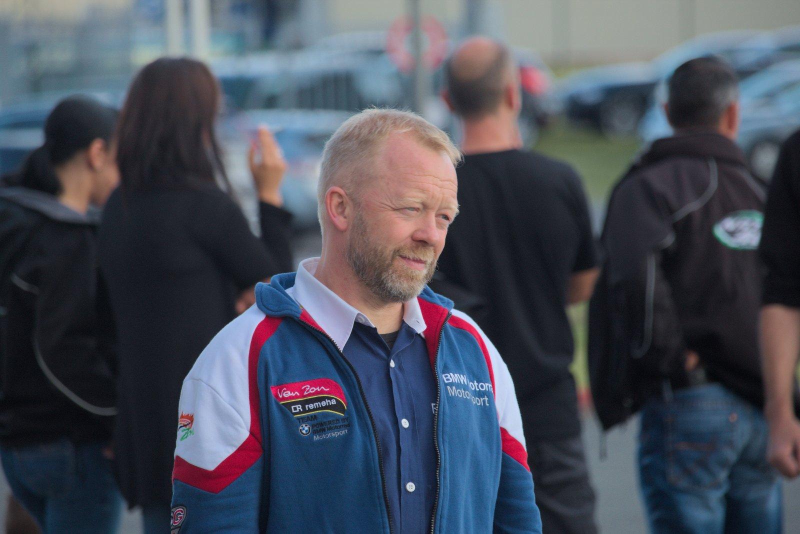 Werner Daemen startet 2018 mit seinem Team alpha racing Van Zon BMW in der Superstock 1000 Europameisterschaft und in der IDM.