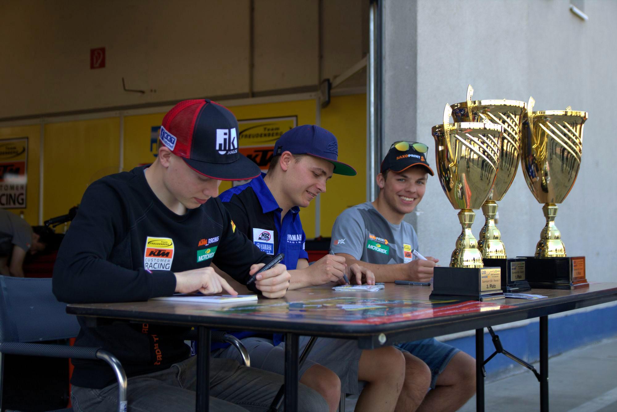 IDM 2018 Motorsportarena Oschersleben - Freudenberg WorldSSP Team