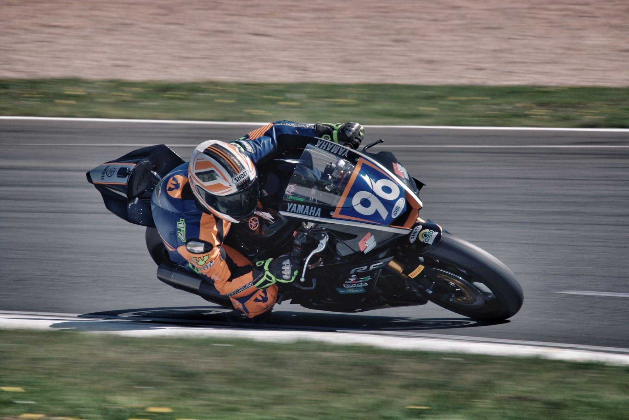 Moritz Jenkner - ADAC Sachsen e. V. - IDM SSP600 STK600