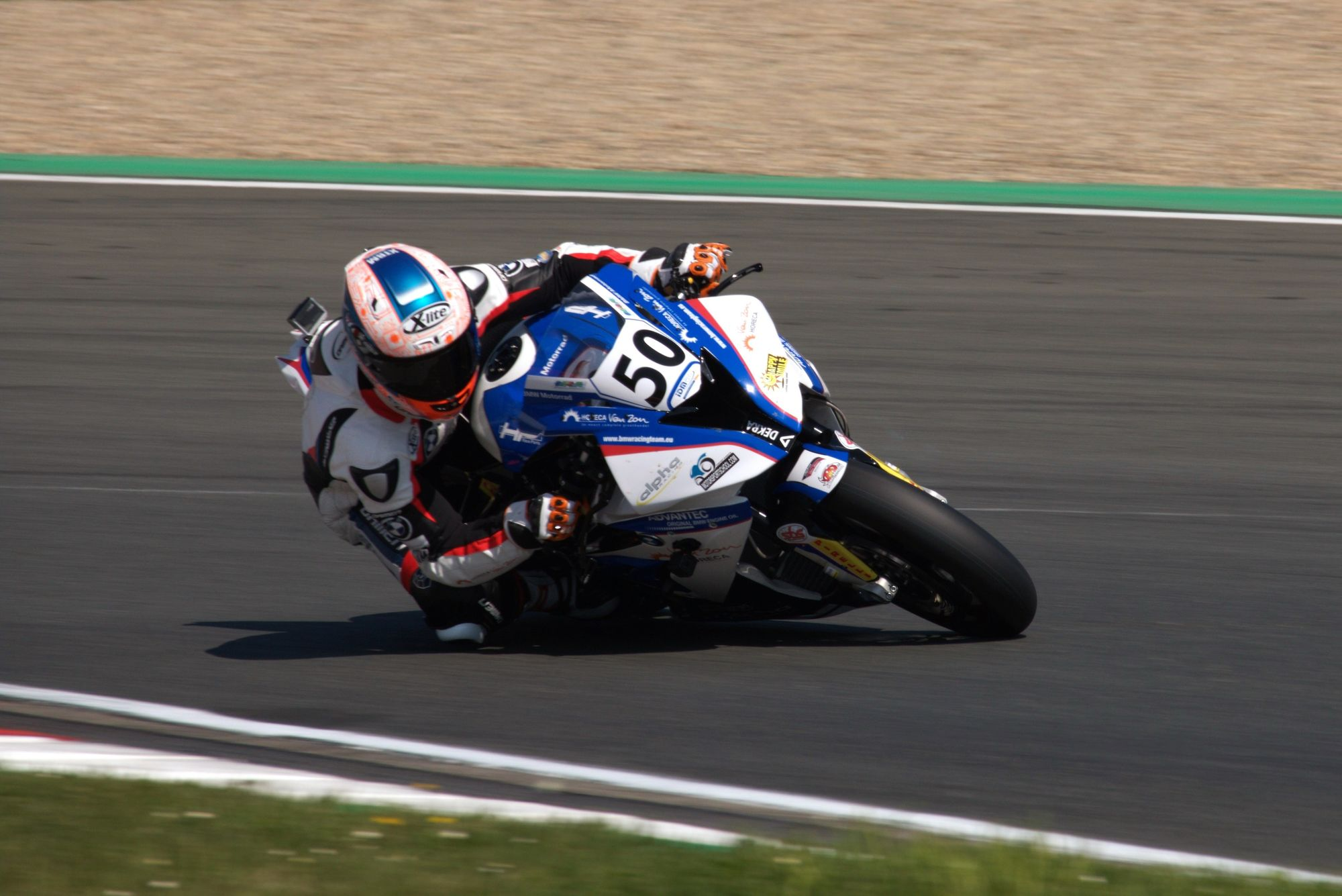 Ilya Mikhalchik - Team Alpha Racing Van Zon BMW - IDM Superbike