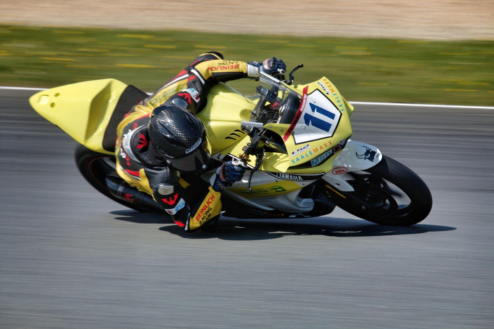Troy Beinlich - Beinlich Racing - IDM SSP300 in der Motorsportarena Oschersleben