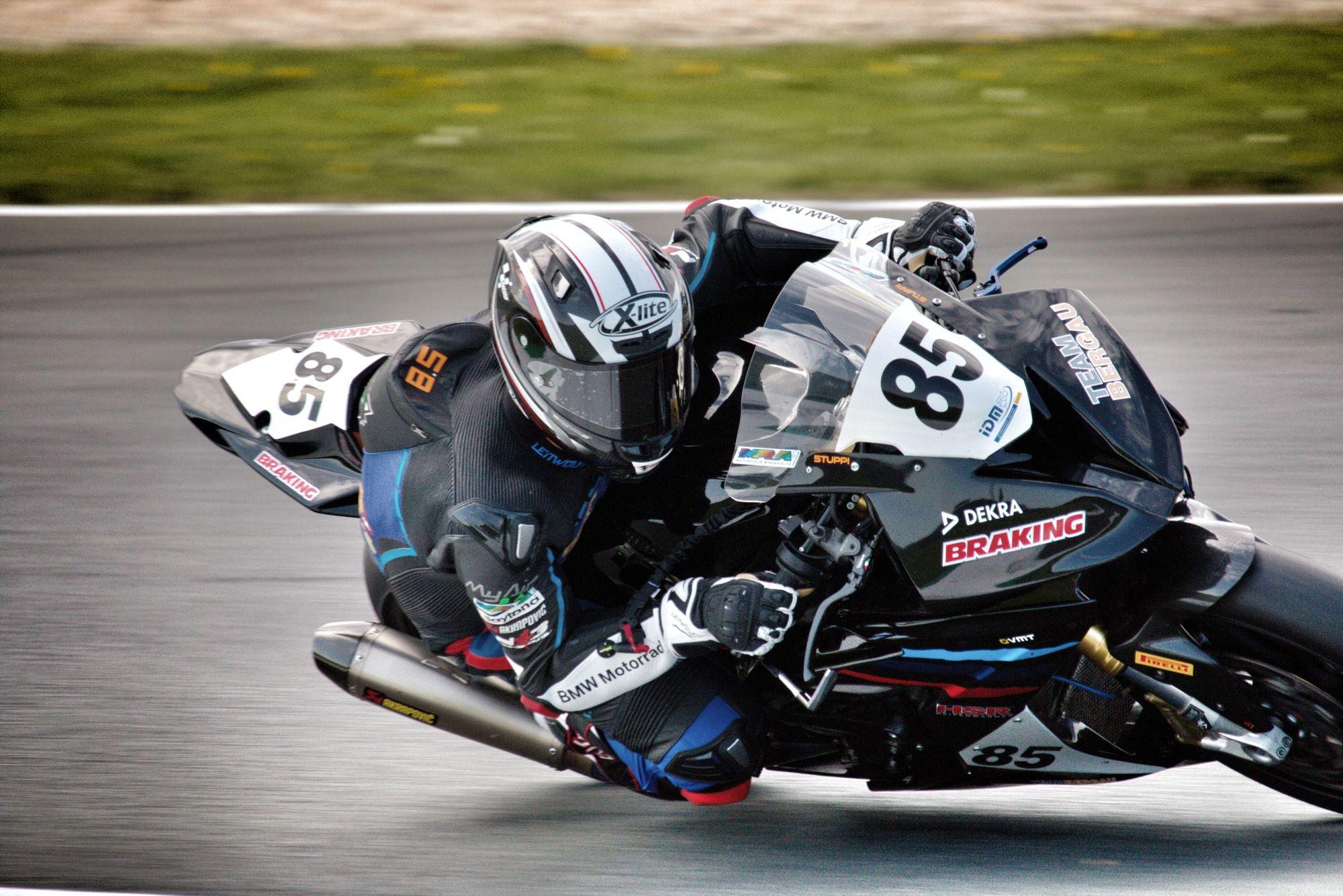 IDM 2018 Motorsportarena Oschersleben - Björn Stuppi - Team Bergau