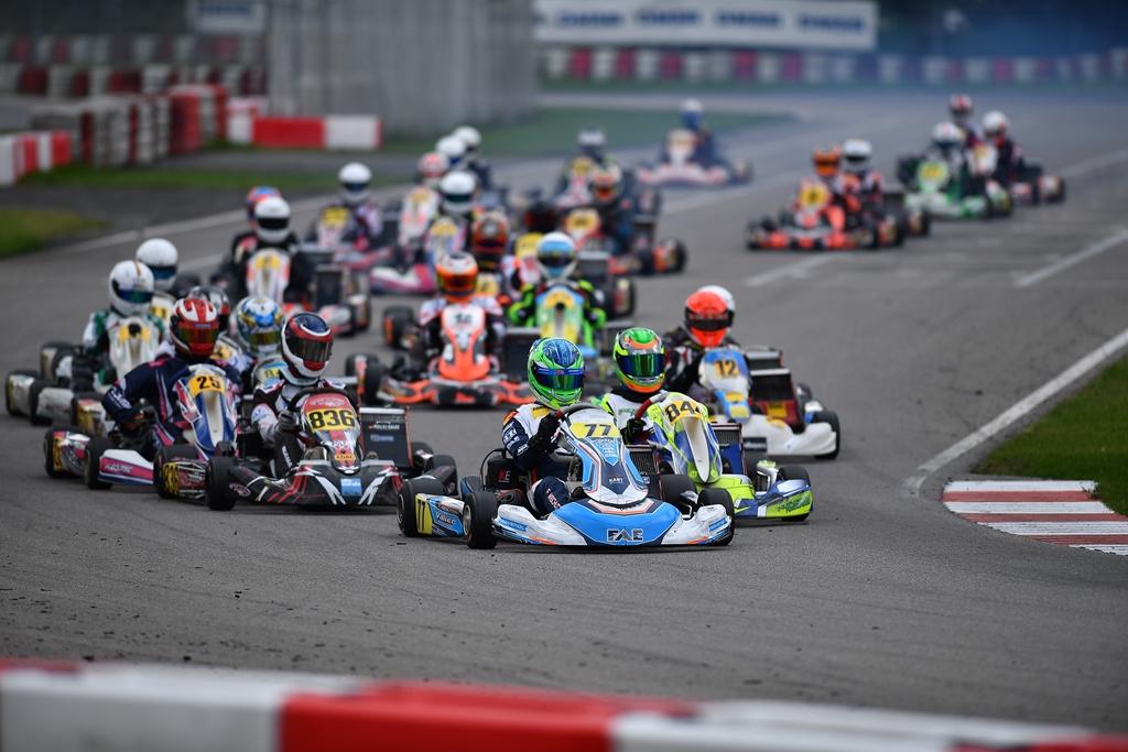 Ostdeutscher ADAC Kart Cup präsentierte sich 2020 in Wackersdorf